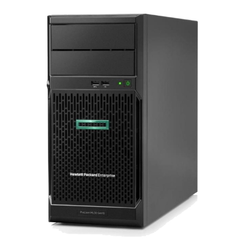 Сервер HPE ProLiant ML30 Gen10 E-2124 (P06781-425)